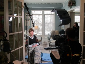 Interview for Investigative Discovery Show - Deadly Affairs